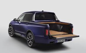 BMW Pickup! Bild 6 BMW X7 Pickup