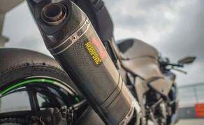 Kawasaki Ninja ZX-6R 2019 Test Pannoniaring Bild 11