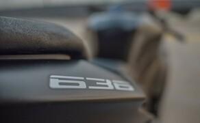 Kawasaki Ninja ZX-6R 2019 Test Pannoniaring Bild 12