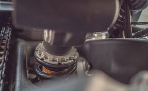 Kawasaki Ninja ZX-6R 2019 Test Pannoniaring Bild 15