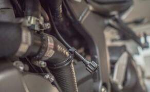 Kawasaki Ninja ZX-6R 2019 Test Pannoniaring Bild 18