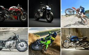 """Motorrad Neuheiten 2020 Bild 1 Die Motorradneuheiten 2020: in dieser Galerie findet ihr <a href=""""/schlagwort/motorrad-neuheiten-2020"""">alle neuen Modelle für die kommende Saison</a> inklusive Verlinkungen direkt zu den Berichten!"""