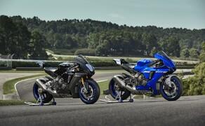 Yamaha YZF-R1 und YZF-R1M 2020 Bild 1