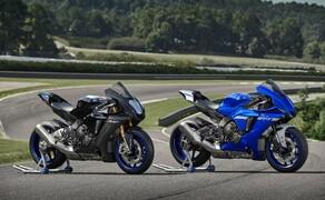 Yamaha YZF-R1 und YZF-R1M 2020 Bild 19
