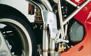 Throwback: Originale Studiobilder der Ducati 916, 996 und 998 Bild 14 Die Ducati 916 Strada - Baujahr 1994.