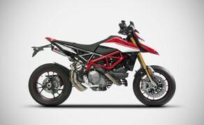 Zard Auspuffanlage für die Ducati Hypermotard 950 / SP Bild 5 Zard Slip on 2-2 GT Version