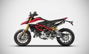 Zard Auspuffanlage für die Ducati Hypermotard 950 / SP Bild 8 Zard Slip on 2-2 GT Version