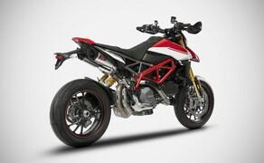 Zard Auspuffanlage für die Ducati Hypermotard 950 / SP Bild 9 Zard Slip on 2-2 GT Version
