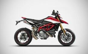 Zard Auspuffanlage für die Ducati Hypermotard 950 / SP Bild 1 Zard Slip on 2-2 Top Gun