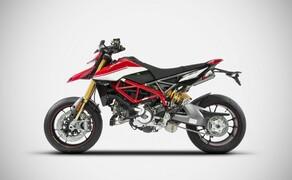 Zard Auspuffanlage für die Ducati Hypermotard 950 / SP Bild 2 Zard Slip on 2-2 Top Gun