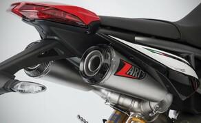 Zard Auspuffanlage für die Ducati Hypermotard 950 / SP Bild 3 Zard Slip on 2-2 Top Gun