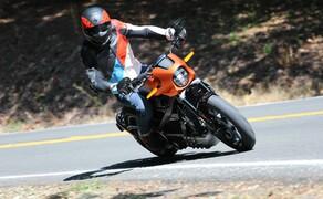 Die neue Harley Davidson LiveWire im Test Bild 7