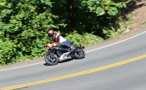 Die neue Harley Davidson LiveWire im Test Bild 9