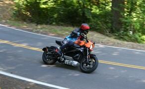 Die neue Harley Davidson LiveWire im Test Bild 11