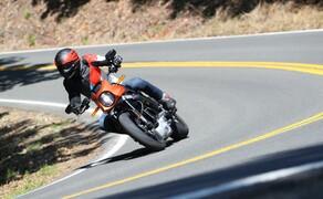 Die neue Harley Davidson LiveWire im Test Bild 13