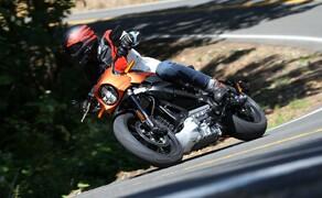 Die neue Harley Davidson LiveWire im Test Bild 16