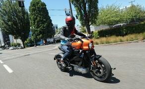 Die neue Harley Davidson LiveWire im Test Bild 12