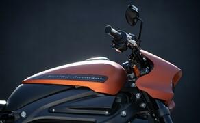 Die neue Harley Davidson LiveWire im Test Bild 4