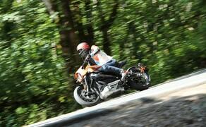Die neue Harley Davidson LiveWire im Test Bild 3