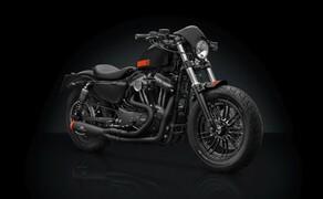 Rizoma Zubehör für die Harley Davidson Sportster Forty Eight Bild 4