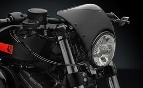Rizoma Zubehör für die Harley Davidson Sportster Forty Eight Bild 8