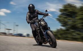 Yamaha XSR 900 Umbau von JvB-moto Bild 5