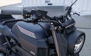 Yamaha XSR 900 Umbau von JvB-moto Bild 11