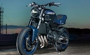 Yamaha XSR 900 Umbau von JvB-moto Bild 15