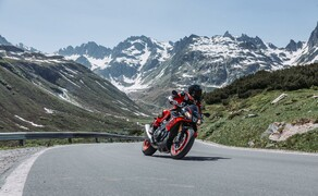 Test in den Alpen - High-Bike Testcenter Paznaun Ischgl 2019 Bild 2 Aprilia Tuono V4 1100 Factory SAS