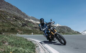 Test in den Alpen - High-Bike Testcenter Paznaun Ischgl 2019 Bild 20 Triumph Scrambler 1200 XE