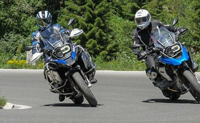 Test in den Alpen - High-Bike Testcenter Paznaun Ischgl 2019 Bild 9 BMW R 1250 GS vs. R 1250 GS Adventure