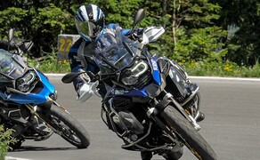 Test in den Alpen - High-Bike Testcenter Paznaun Ischgl 2019 Bild 3 BMW R 1250 GS vs. R 1250 GS Adventure