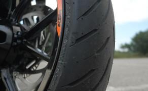 Dunlop Reifentest - Geile Pneus auf 125ern Bild 15 Der Dunlop GPR-300  Preis/Leistung haben überzeugt - Kompromisse muss man dennoch eingehen.