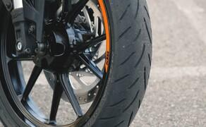 Dunlop Reifentest - Geile Pneus auf 125ern Bild 19 Der Dunlop GPR-300  Preis/Leistung haben überzeugt - Kompromisse muss man dennoch eingehen.