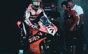 Die Geheimnisse der Ducati Panigale V4R Bild 4