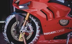 Die Geheimnisse der Ducati Panigale V4R Bild 11