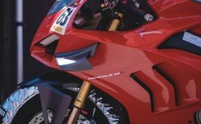 Die Geheimnisse der Ducati Panigale V4R Bild 12