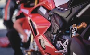 Die Geheimnisse der Ducati Panigale V4R Bild 14