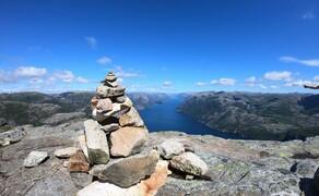 Norwegen Reisebericht - Ein Traum auf zwei Rädern Bild 5