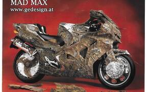 GE-Design Honda VFR 800 F: Mad Max 2 Bild 4