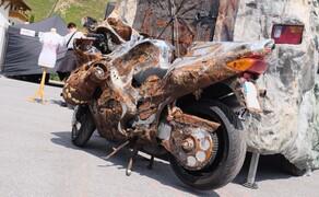 GE-Design Honda VFR 800 F: Mad Max 2 Bild 9