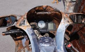 GE-Design Honda VFR 800 F: Mad Max 2 Bild 14