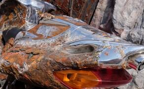 GE-Design Honda VFR 800 F: Mad Max 2 Bild 19