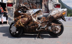 GE-Design Honda VFR 800 F: Mad Max 2 Bild 20