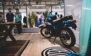Yamaha XSR700 Enduro: Deus Swank Rally 700 Bild 14