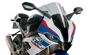 Hornig Racing Screen für die BMW S 1000 RR Bild 2
