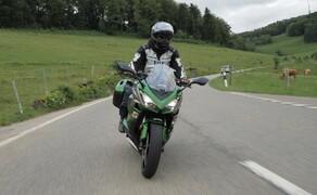 Kawasaki Sporttourer Vergleichstest Bild 7 Die Kawasaki Z1000SX