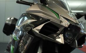 Kawasaki Sporttourer Vergleichstest Bild 18 Kawasaki Ninja H2 SX SE+
