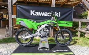 Kawasaki KX250 MX 2020 Test Bild 7