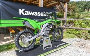 Kawasaki KX250 MX 2020 Test Bild 8